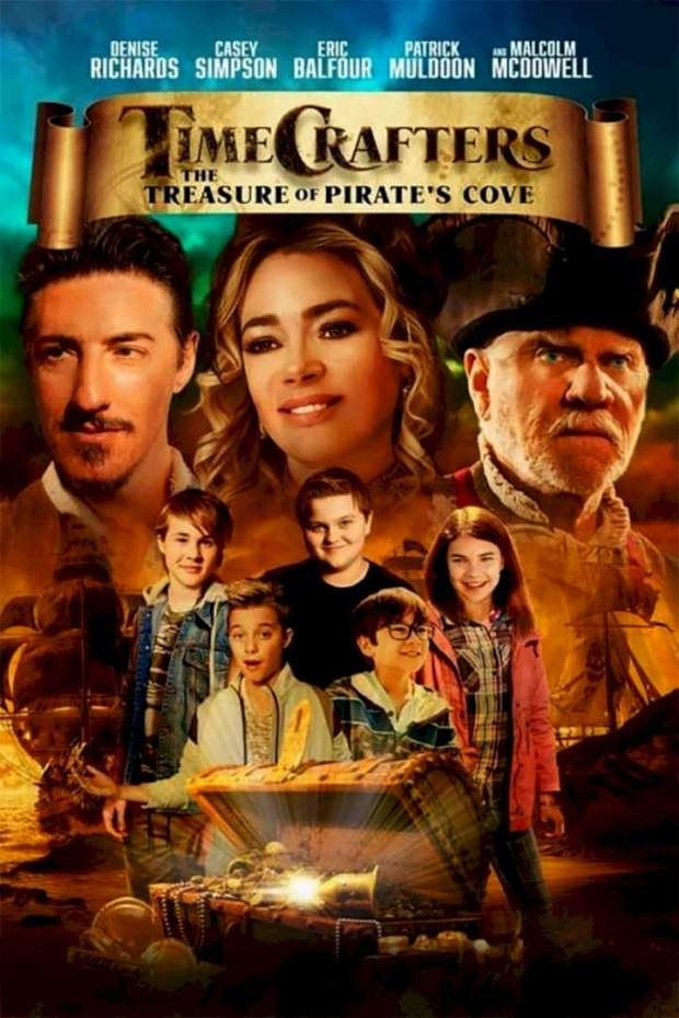 Download Timecrafters The Treasure of Pirate's Cove movie