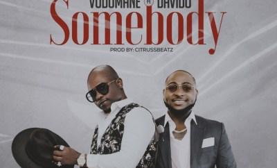 Vudumane Somebody ft Davido mp3 download