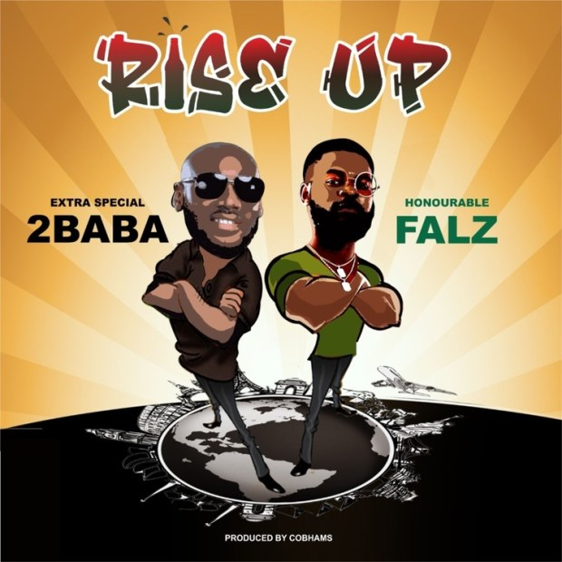 2baba Rise Up ft Falz mp3 download