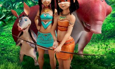 Download Ainbo Spirit of the Amazon full movie