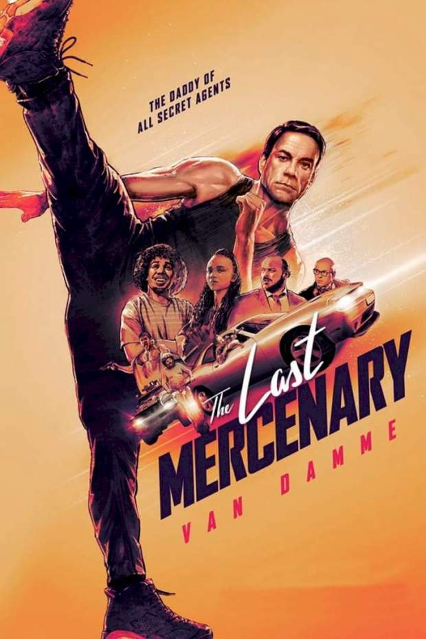Download The Last Mercenary full movie