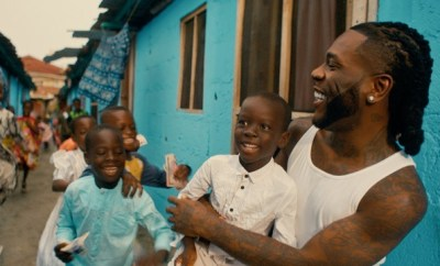 Burna Boy Question ft Don Jazzy video download.