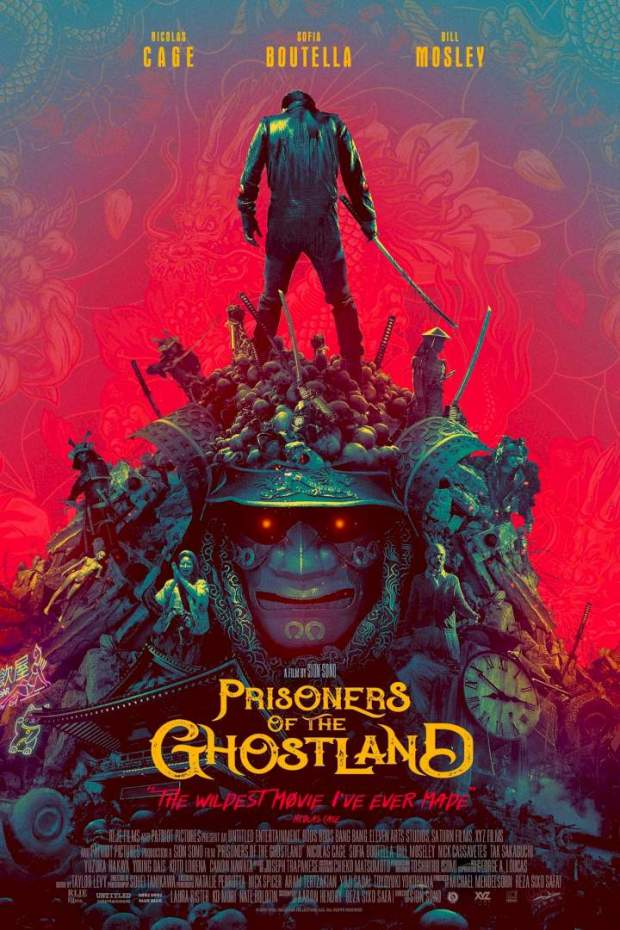 Download Prisoners of the Ghostland full movie