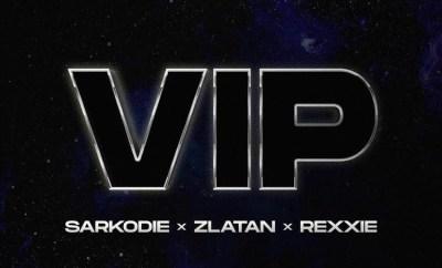 Sarkodie VIP ft Zlatan mp3 download