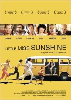 """Pôster original do filme """"Pequena Miss Sunshine"""""""
