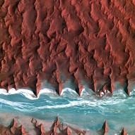 Deserto da Namíbia.