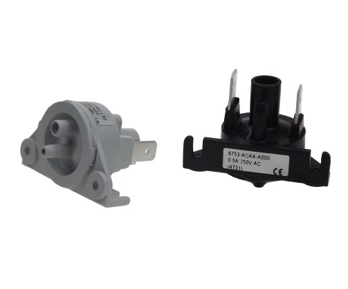 6753 Low Pressure Switches