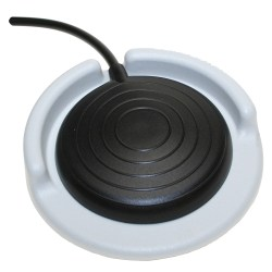 base pour pedale soufflet herga 6448