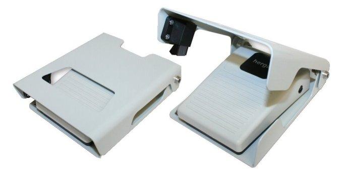 6210-BLE2-003 pédale médicale bluetooth avec capot de protection