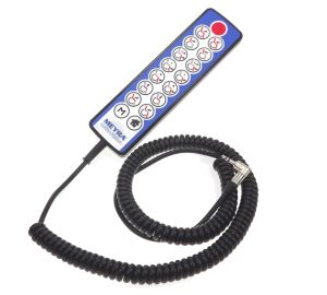 télécommande filaire multifonctions meyra