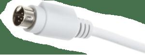 connecteur din pour pédale 6241-0058