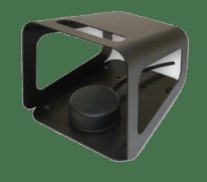 capot pour bouton poussoir
