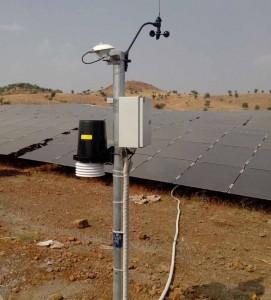 AERON SYSTEMS station météo pour application agricole