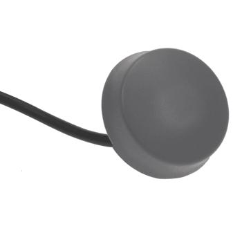 6241-BBAB-BAAZ-Z interrupteur au pied gris HERGA