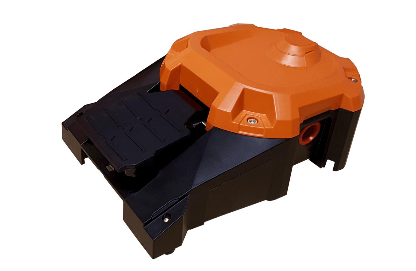 6256 pedale industrielle plastique dur