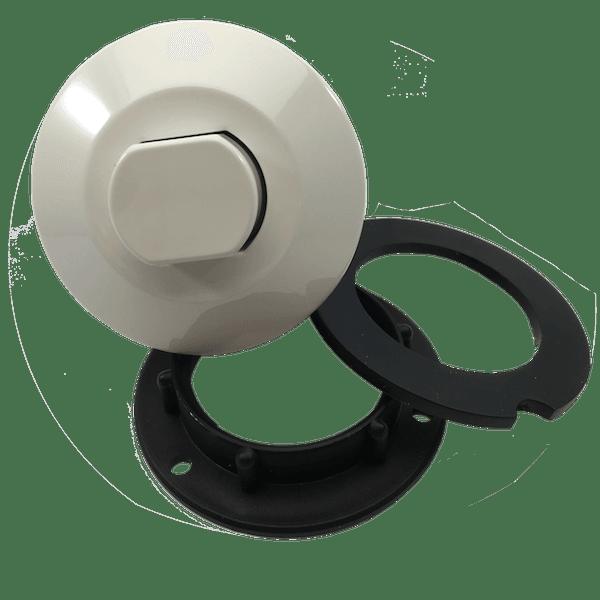 6442 bouton poussoir pneumatique HERGA