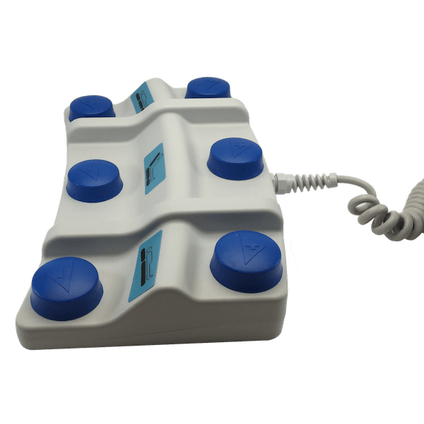 commande medicale 6 fonctions 6241-0015