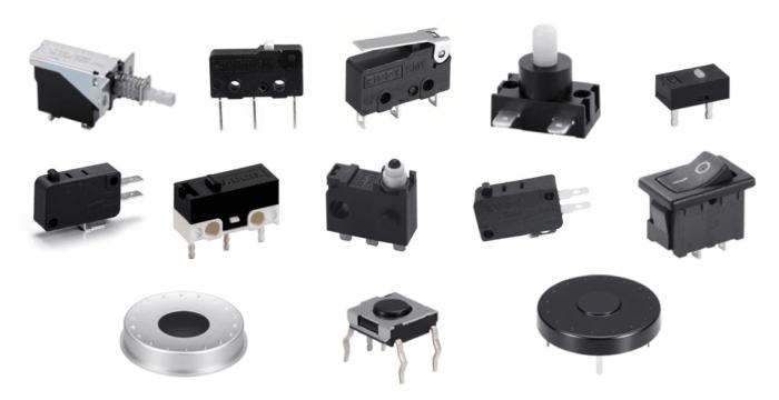 micro-interrupteur zippy