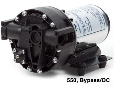 550 pompe bypass aquatec