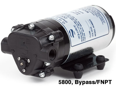 pompe 5800 bypass aquatec