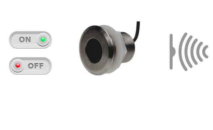 interrupteur bouton infrarouge 6461