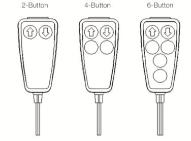choix boutons telecommande 6310