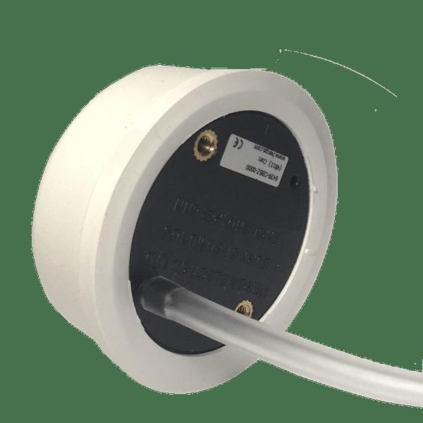 6439 interrupteur à air blanc avec tube