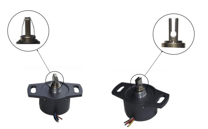 euro xp capteur angle programmable