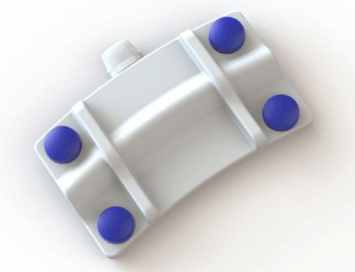 6241-4-ble pedalier bluetooth sans fil