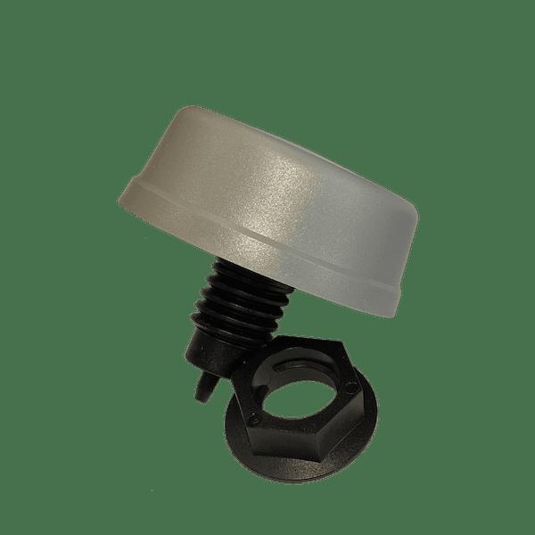 6433-0012 bouton à air gris