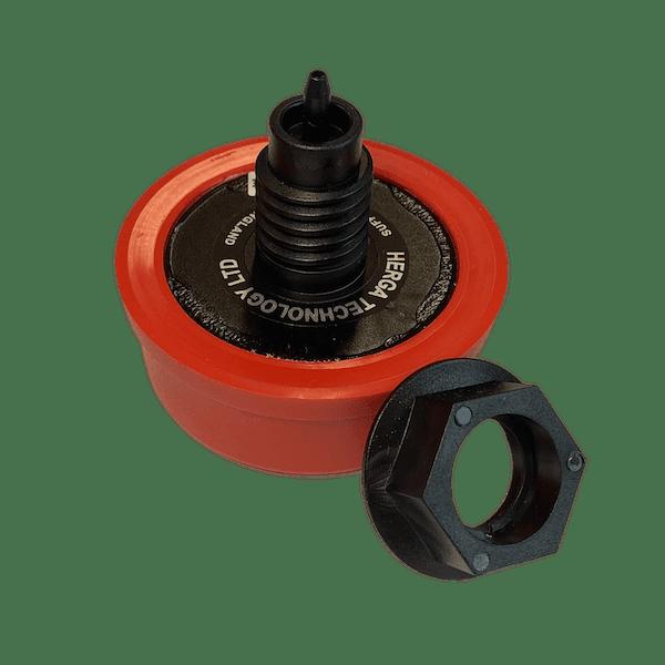 actionneur pneumatique rouge pour panneau 6433-0011