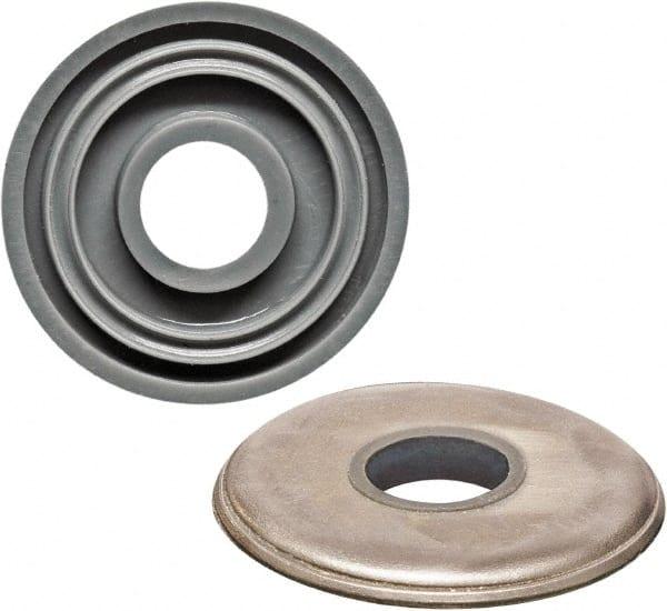 rondelle étanche inox + joint elastomere