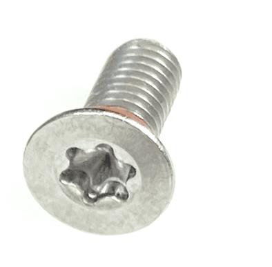 vis torx étanche joint silicone