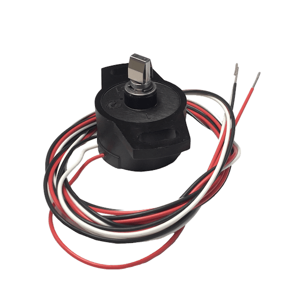 rotatry sensor for motor sport SP-2846 100°
