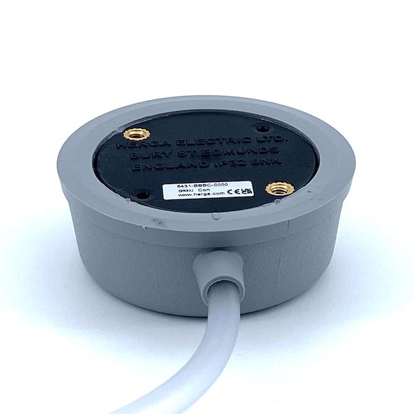 bouton à air avec inserts 6431-BBBC-0000