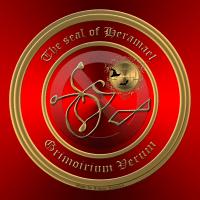 Demon Heramael is described in the Grimoirium Verum and this is his seal.