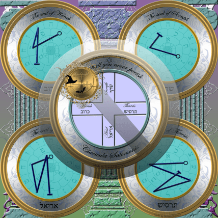 The 6th pentacle of jupiter