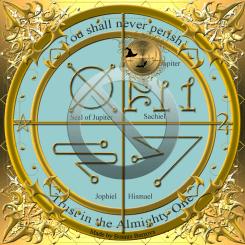 A hybrid seal of Jupiter