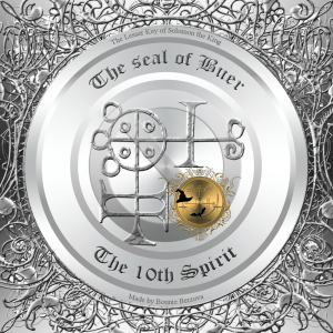 Demon Buer is described in the Goetia and this is his seal.
