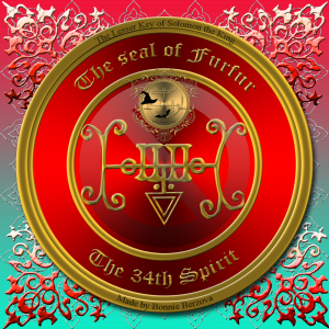 This is the seal of Furfur from Goetia.