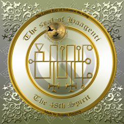 The seal of Haagenti