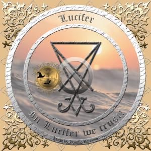 Goetia和Grimorium Verum包含對非常有用和強大的惡魔的描述。這是Lucifer的印章。