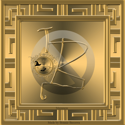 The seal of Mammon