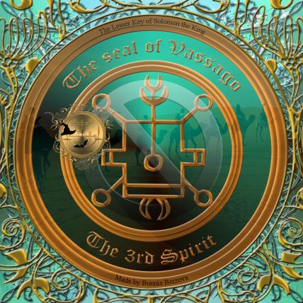 The seal of Vassago