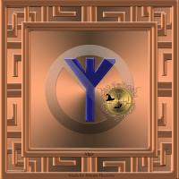 This is the rune Algiz.