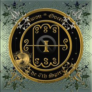 Dies ist das Siegel von Amon aus Goetia.