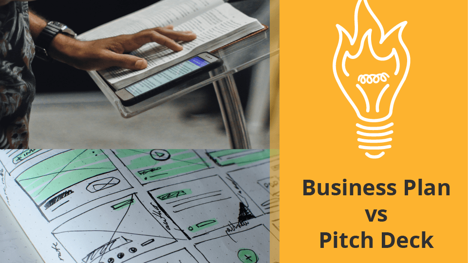Business Plan vs Pitch Deck