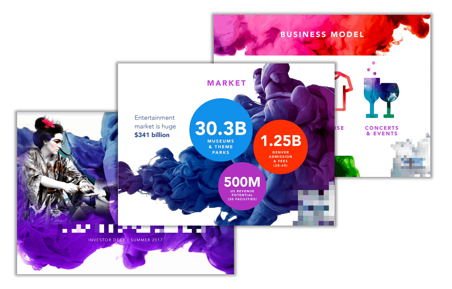 Pitch deck examples: killer content