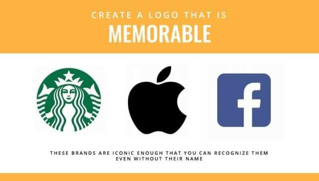 memorable logo