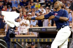 Torii Hunter Anger Issues